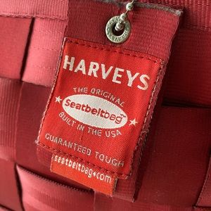 Harveys Bags - Harveys Seatbelt Purse